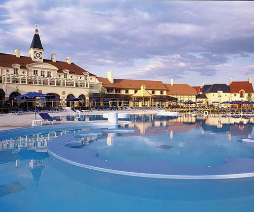 Säljer timeshare på Marriott's Village d Ile-de-France