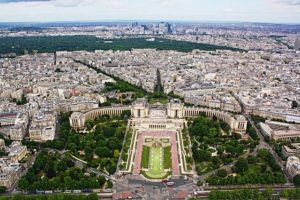 Paris on the Cheap: the View