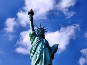New York in a Weekend: Statue of Liberty