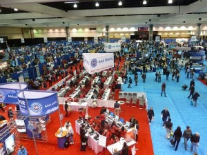 Travel Show exhibitions