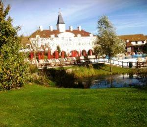 Marriott Village d 'Ile - de - France